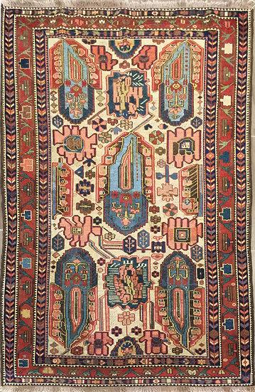 5A0123 Persian Bakhtiar 4.10x6.8