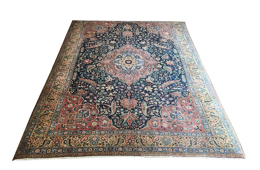 8063 Persian Tabriz 8X10.6