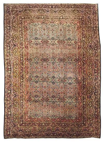 O42 Persian Kerman 10.8x15