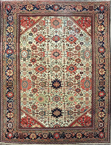 8A289 Persian Mahal 7.11x10.7