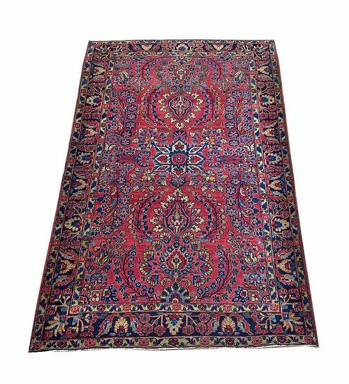 3037 Persian Sarouk 3.4x5.1