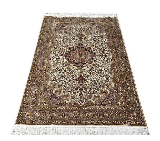 4031 Turkman Herele %100 Silk 4x6.3