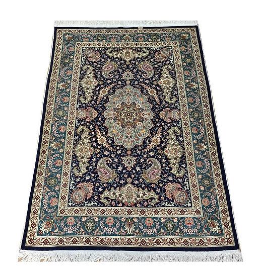3145 Turkish Hereke %100 Silk 3x4.8