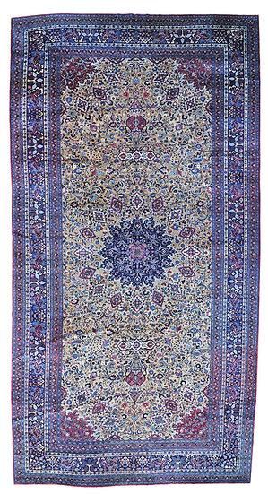 O58 Persian Mashad 12.6x23.6