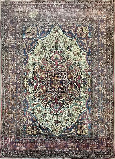 10A0279 Persian Kerman 10x15.3