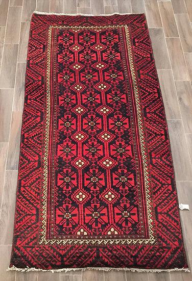 W31 Persian Baluch 4.3x9