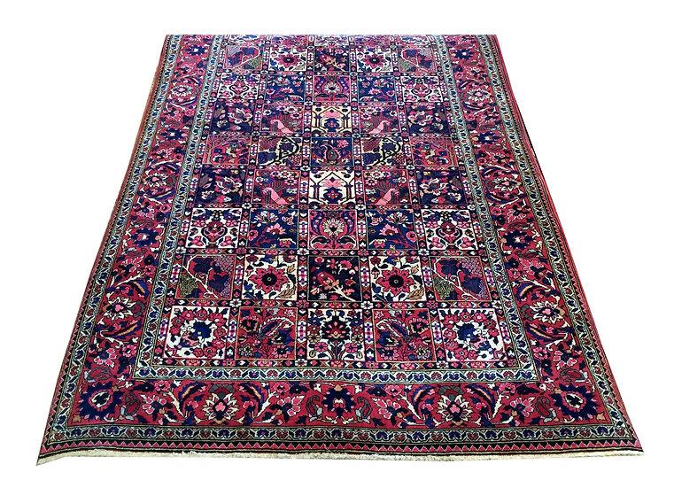 5A0029 Persian Bakhtiar 5x7.9