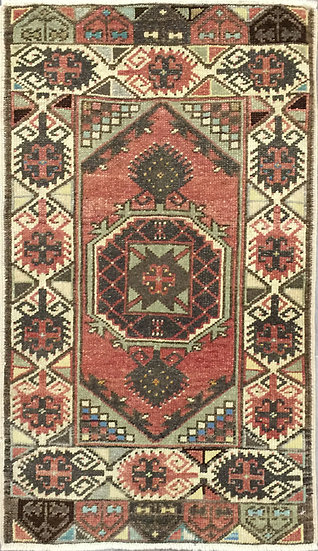 2A0314 Turkish Anatolian 1.7x2.7