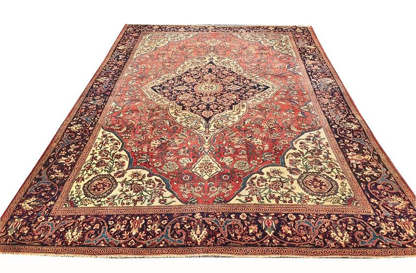 9A0103 Persian Sarouk Farahan
