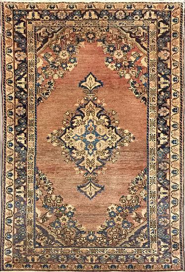 A173 Persian Sarouk 3.3x6.5
