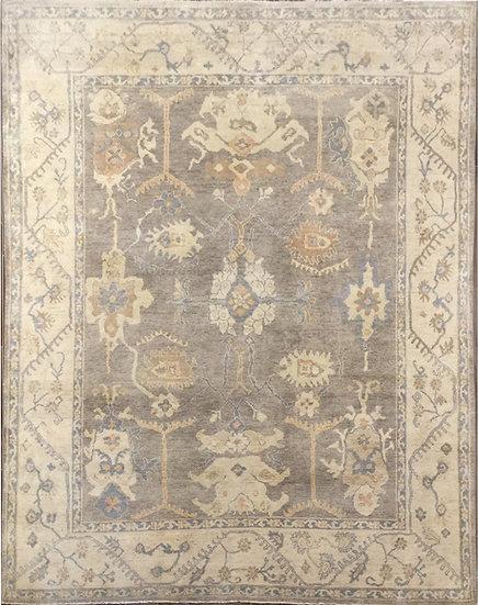 8A196 Indian Oushak 7.9x9.8