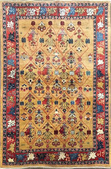 A195 Persian Gabbeh 4.4x6.9