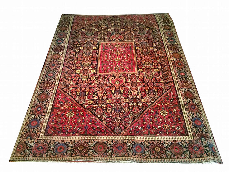 A21 Persian Farahan 4.3 x 6.5