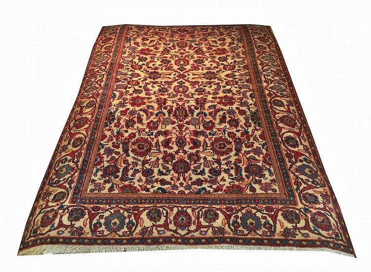 A41 4.4x6.5 Persian Kashan