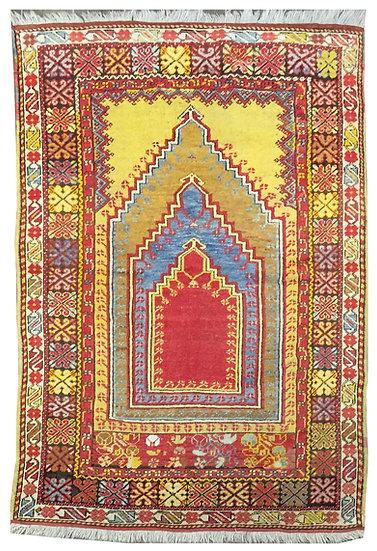 4228 Turkish Anatolian 3.7x5.6