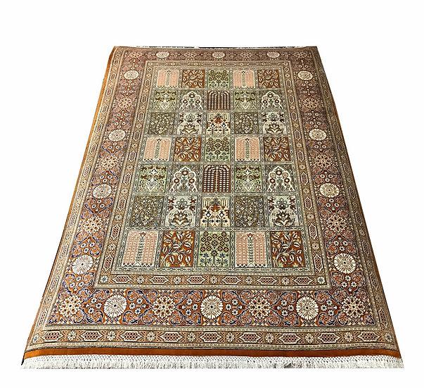 3A0037 Persian Qom %100 Silk