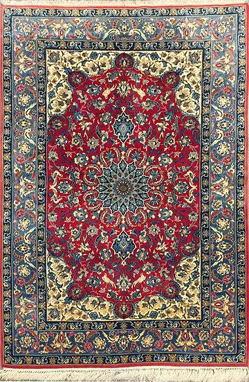 4A0123 Persian Isfahan 3.6x5.7