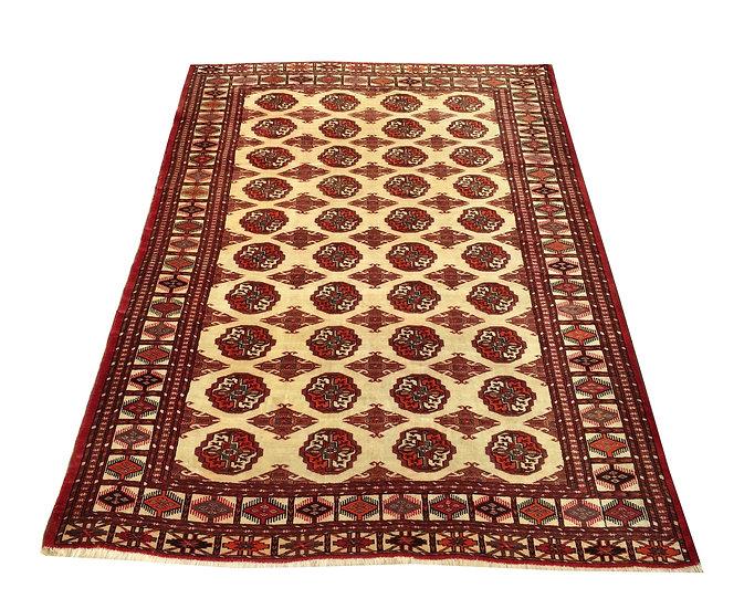 4057 Turkman Bokhara 4.6x6.3