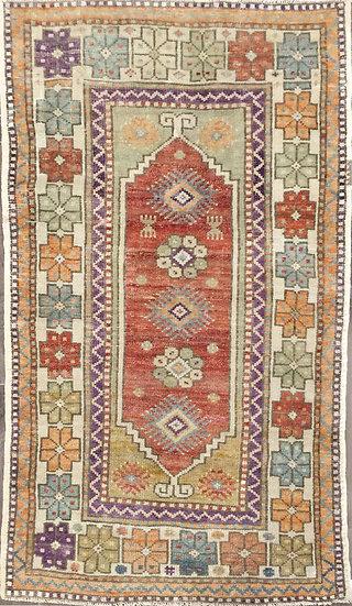 3A0253 Turkish Anatolian 2.5x4.11