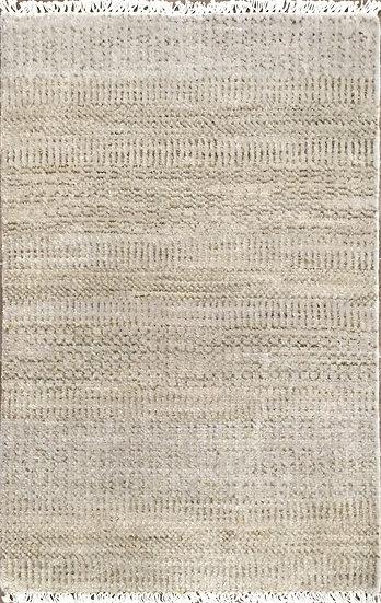 2A0226 Indian Grass Silver-Gold 2x3