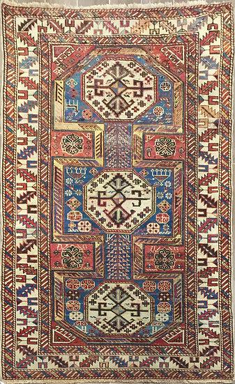 A200 Caucasian Kazak 3.9x6.3