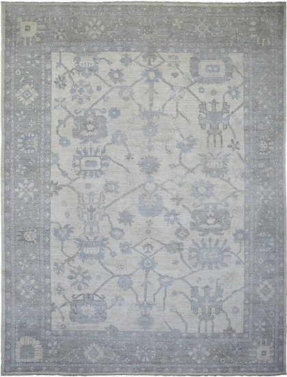 O61 Afghan Oushal 11.11x15.6