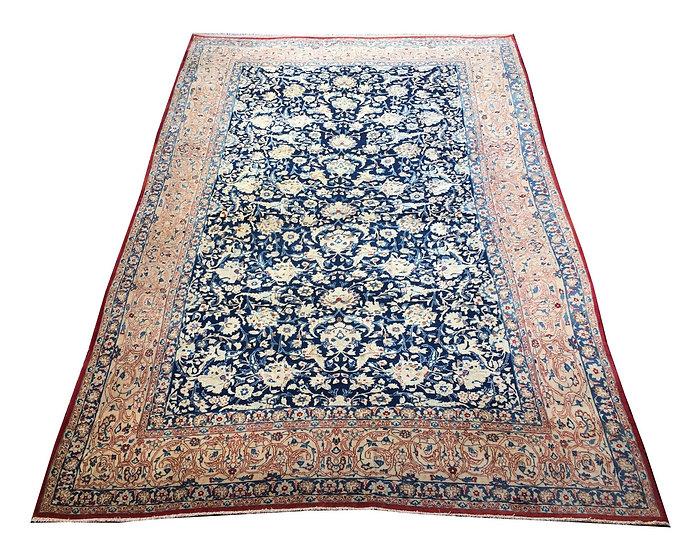 5A0084 Persian Nain Tudesh 5.7x8.1