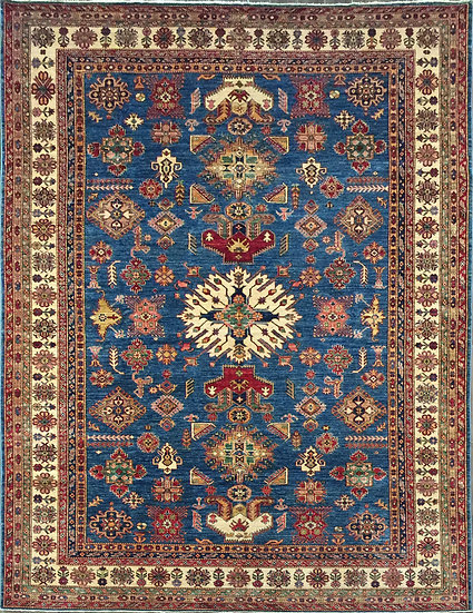 9188 Afghan Kazak 8.10x12.5