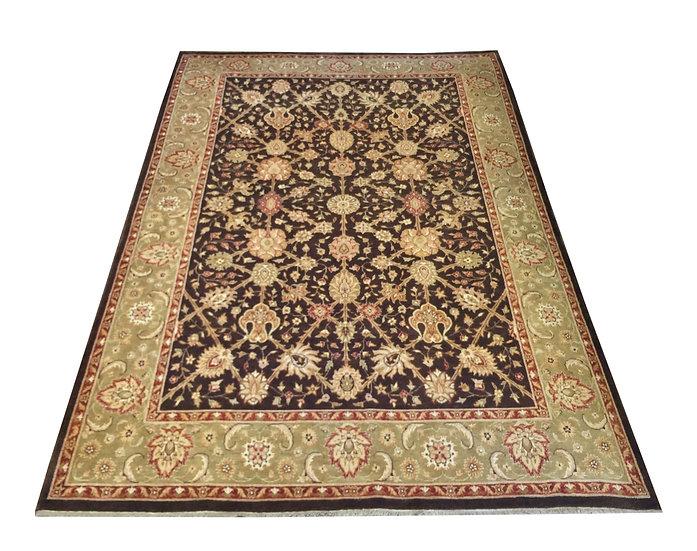 6010 Afghan Tabriz 5.7x8.2