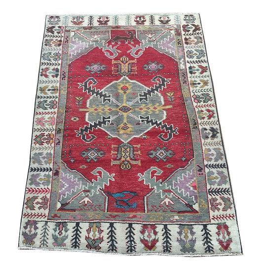 3006 Turkish Oushak 3.4x4.11