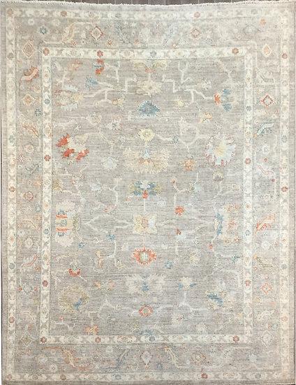 9289 Afghan Oushak 9x11.8