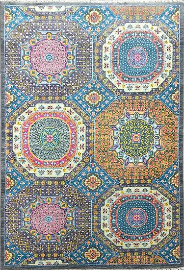 4A0211 Indian Mamluk 4x6