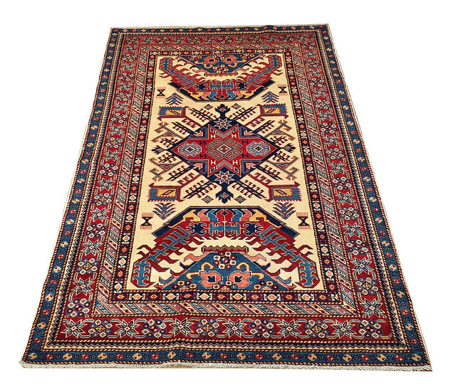 4106 Pakistan Kazak 4x6.2