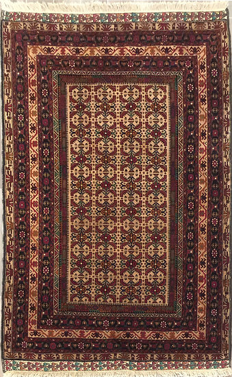 A205 Afghan Baluch 4.6x6.7