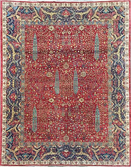 8A409 Afghan Mamluk 8.2x9.11