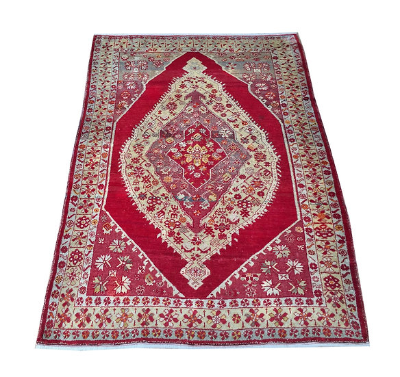 4026 Turkish Oushak 3.8x5.4