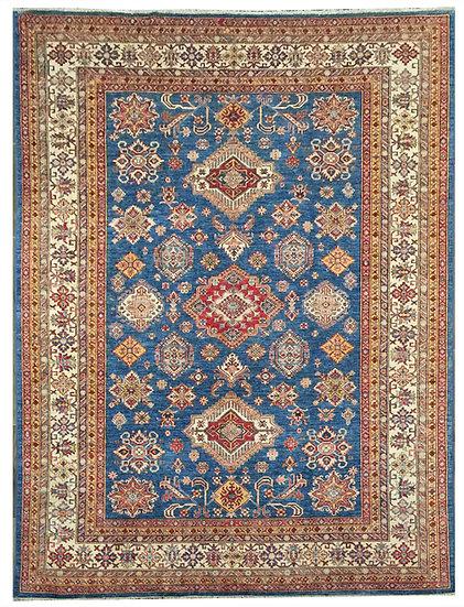 9A0326 Afghan Kazak 8.9x12.5