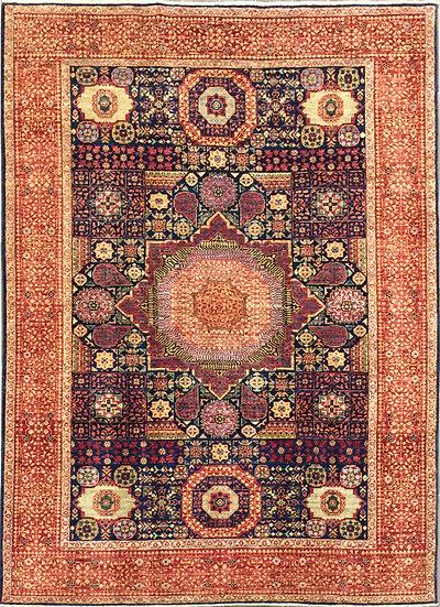 6A0169 Afghan Mamluk 6x8.10