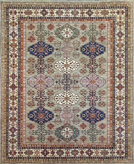 9302 Afghan Kazak 9x12