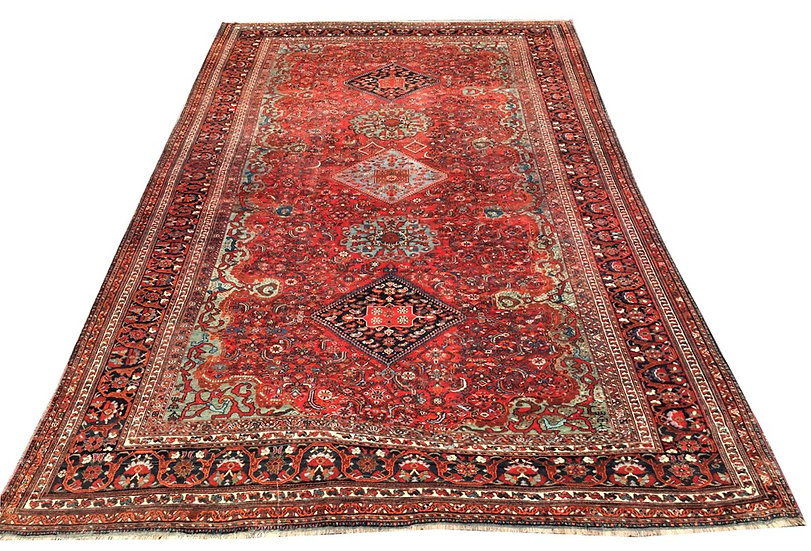 O17 Persian Qashgaii 11.7 x 17