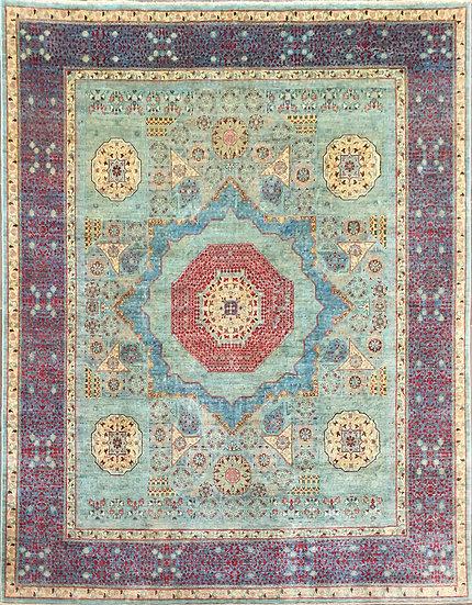 8A408 Afghan Mamluk 8.2x9.7