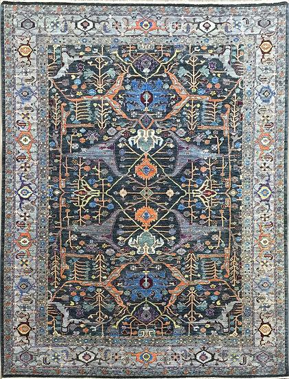 6A0217 Afghan Bijar 5.10x9