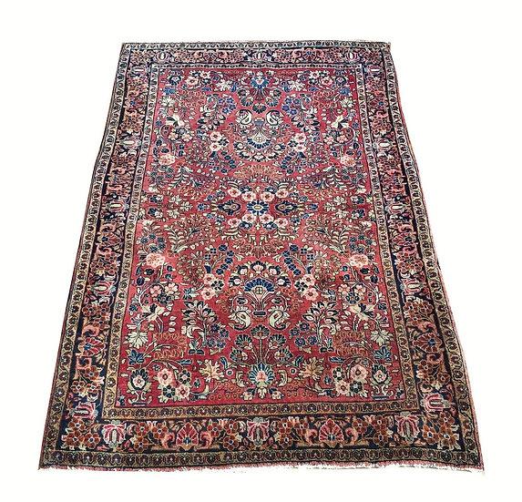 3132 Persian Sarouk 3.5x5