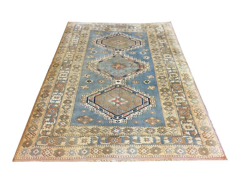 5A0097 Turkish Bergama 4.7x6.9