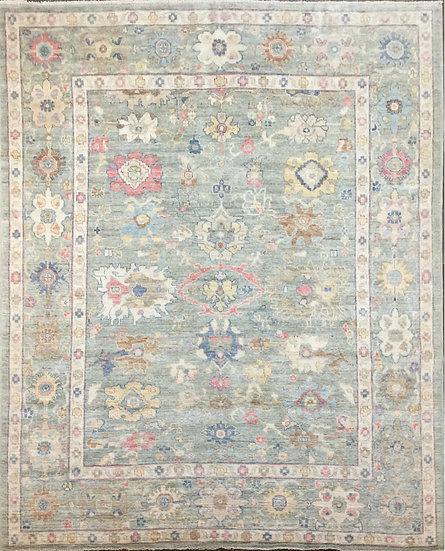 8311 Afghan Oushak 8.1x9.7