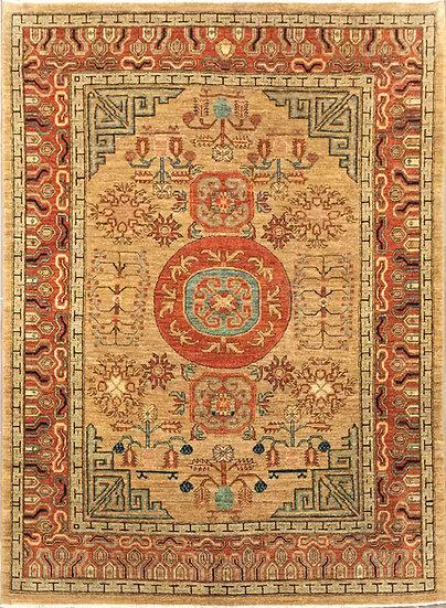 6A0138 Afghan Khotan 6.6x8.10