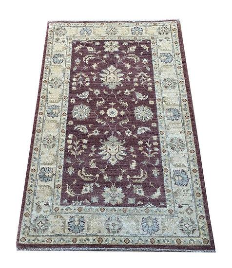 3085 Afghan Oushak 3.3x5.1