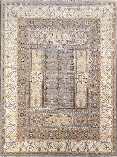 9229 Indian Mamluk 8.11x12.2