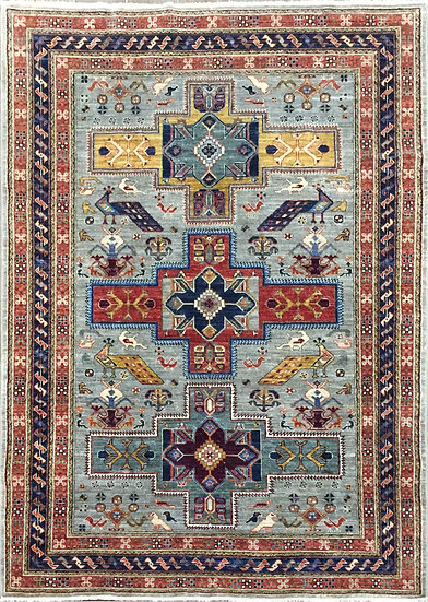 4278 Afghan Kazak 4.2x6