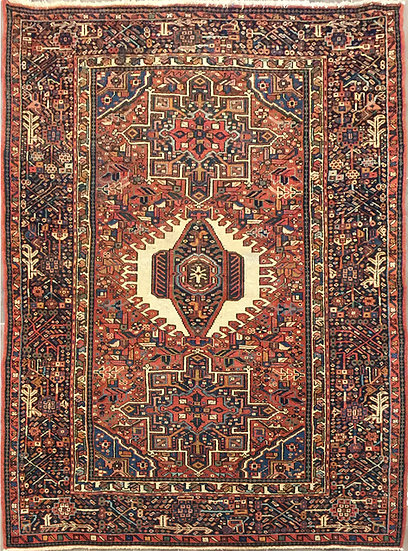 A177 Persian Karajeh 4.6x6.2
